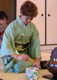 В гостях у японской семьи