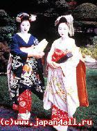 Страна самураев и гейш
